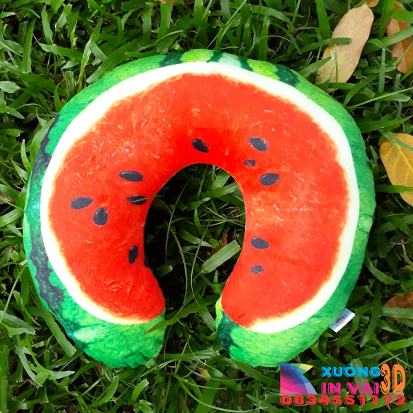 gói vòng cổ 3d trái cây